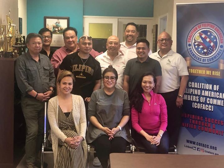 COFACC just completed its 1st Annual 2-day Strategic Planning Session today at the office of Ms.Janice Jimenez in Torrance